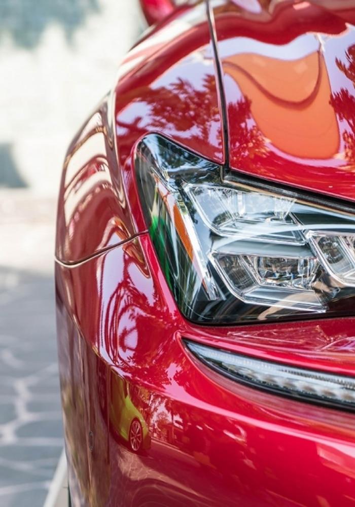 headlight restoration service dublin